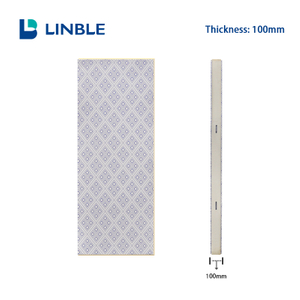 100mm Cold Room Pu Sandwich Panel